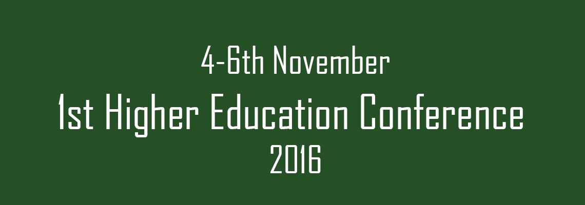 1st HEC Conference